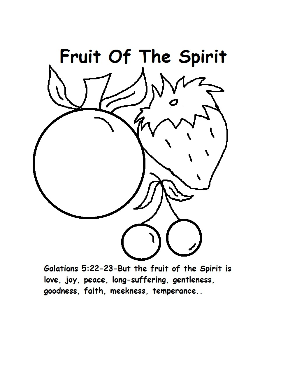 Free gentleness coloring pages