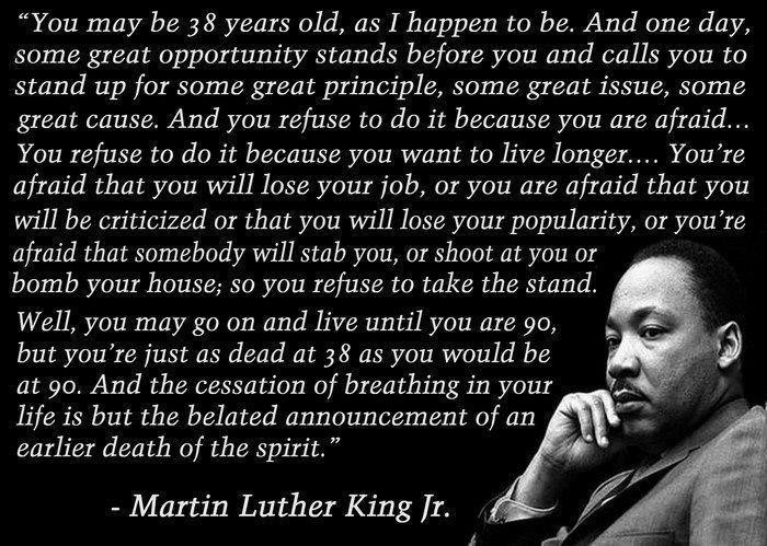 A Selfless Act Martin Luther King Jr Tribute Sundayswithkeisha