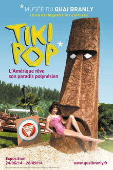 Quai-Branly-expo-Tiki-Pop