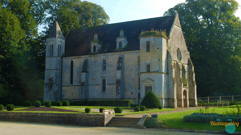 Chapelle-chateau-Fontaine-Henry-Normandie