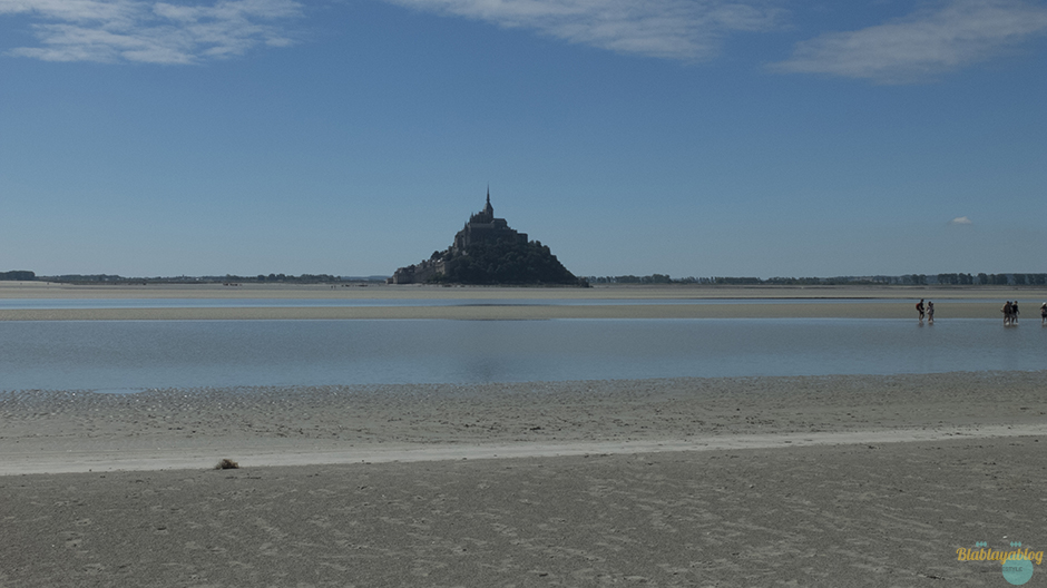 Le-Mont-Saint-Michel-Normandie-France