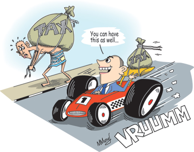 Image result for Vehicles for Ministers cartoons, sri lanka