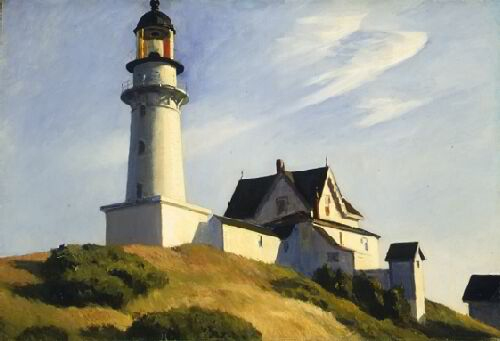 Lighthouse -Edward Hopper
