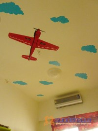 Ceiling Decals and Wall Stickers - Sunderella