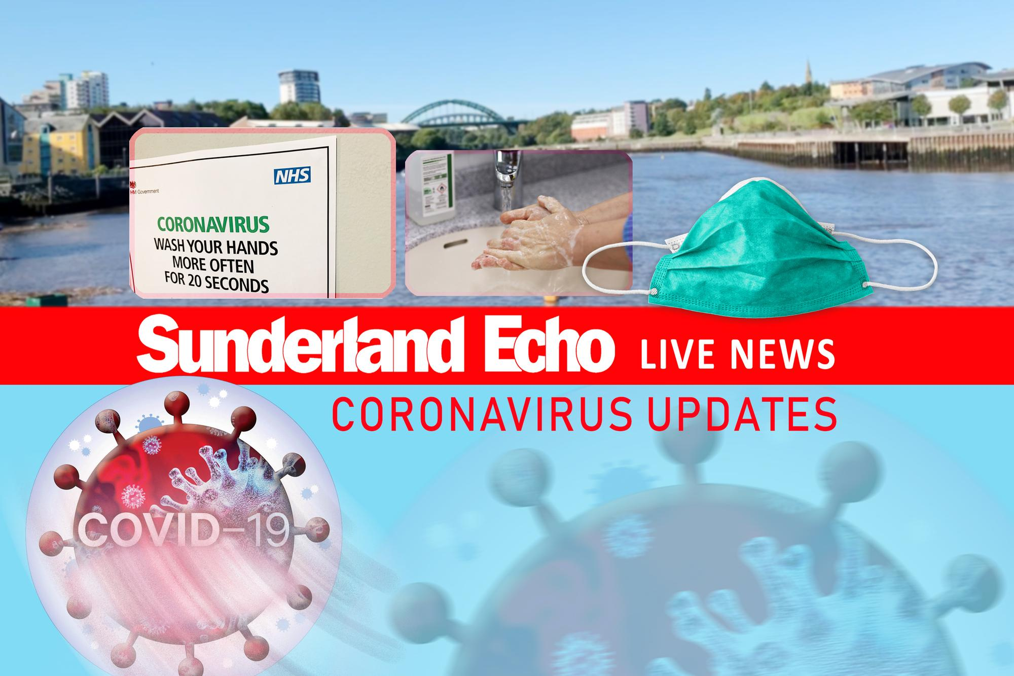 Sunderland LIVE news: Coronavirus updates as UK continues to ...