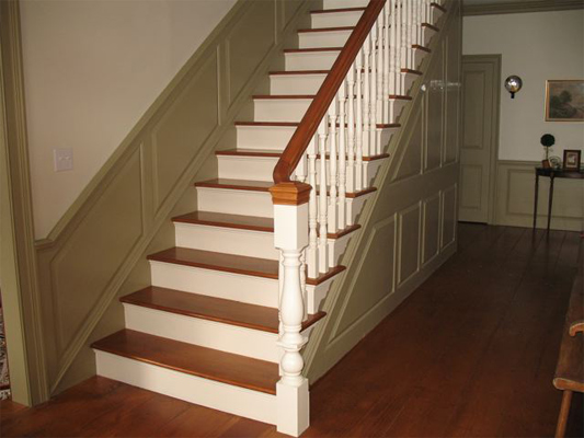 Colonial Authentic Staircases By Sunderland Period Homes