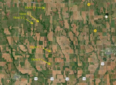 Harper County Kansas Land For Sale