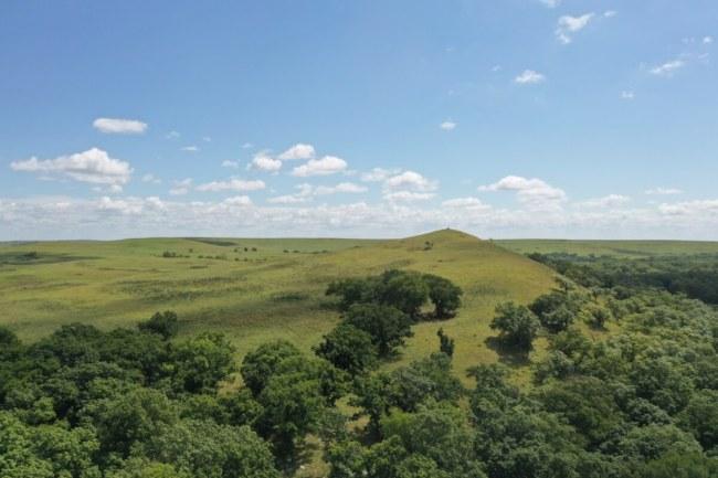 400+- Acres Chase County Kansas Land