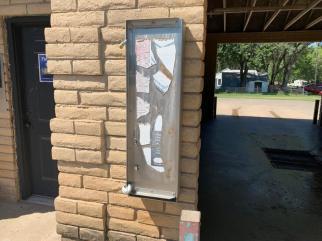 203 S Forest St., Douglass KS 67039