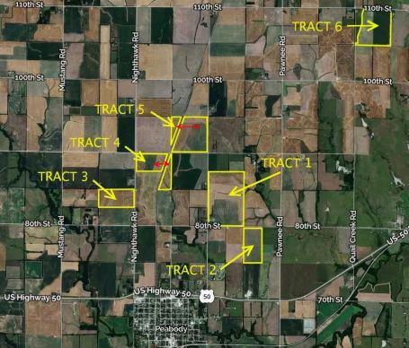 Marion County Land For Sale, Larsen Trust