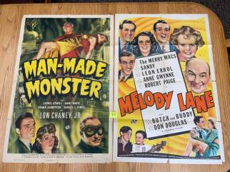 Movie Poster Auction #3 - 111 of 195