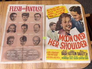 Movie Poster Auction #3 - 117 of 195