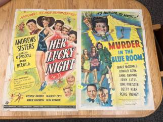 Movie Poster Auction #3 - 120 of 195