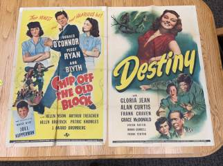 Movie Poster Auction #3 - 127 of 195