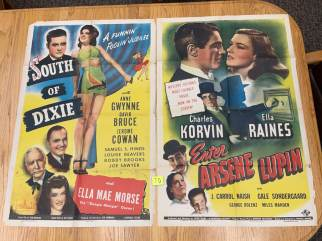 Movie Poster Auction #3 - 128 of 195