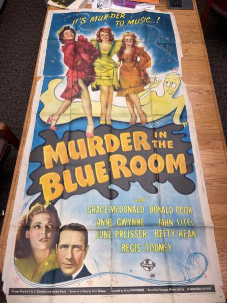 Movie Poster Auction #3 - 162 of 195
