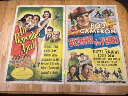 Movie Poster Auction #3 - 164 of 195