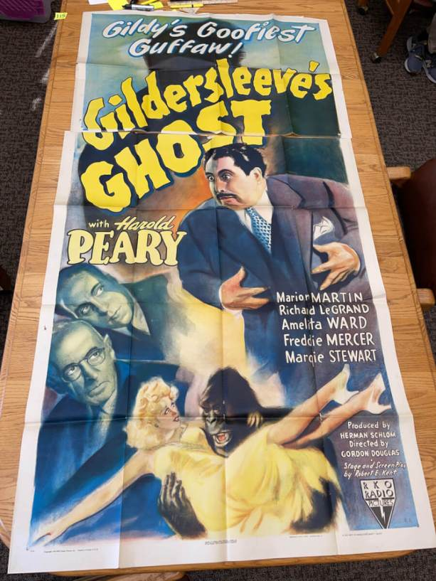 Movie Poster Auction #3 - 194 of 195