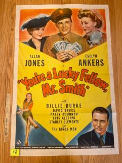Movie Poster Auction #3 - 22 of 195