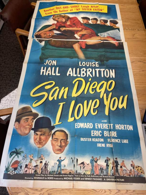 Movie Poster Auction #3 - 38 of 195