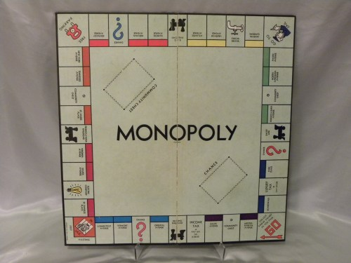 small resolution of diagram of monopoly board