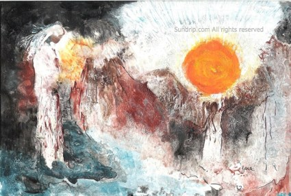 The Sun Rises on Dust and Clay - unavailable