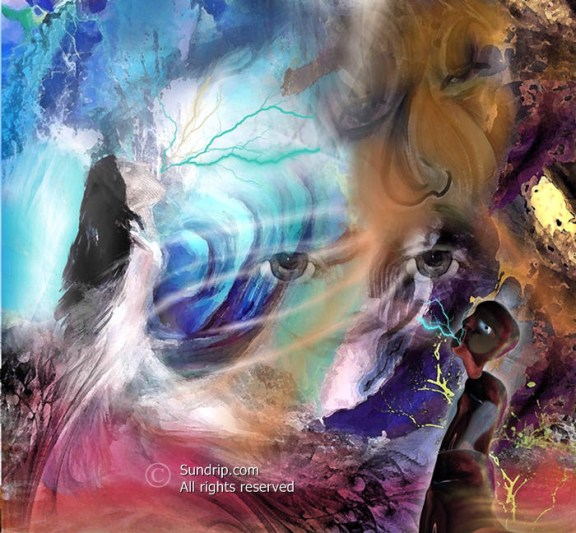 Swallow Lightening by Faith Magdalene Austin