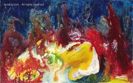 Explosion of Color - SOLD