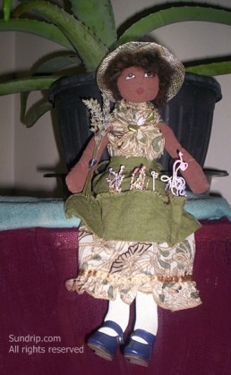 Willow Doll - SOLD