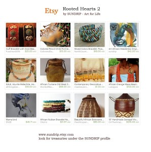 Rooted Hearts Treasury 2