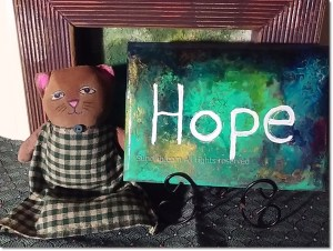 Hope Cat - available