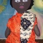 African American Art Doll