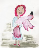 The Girl Who Lost Her Bird 6 - available