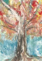 Fall Tree - available