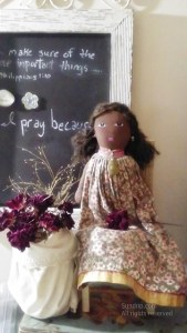 Rose Marie Doll SOLD