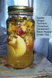 Free tea recipe