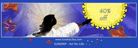 Sundrip Art Sale