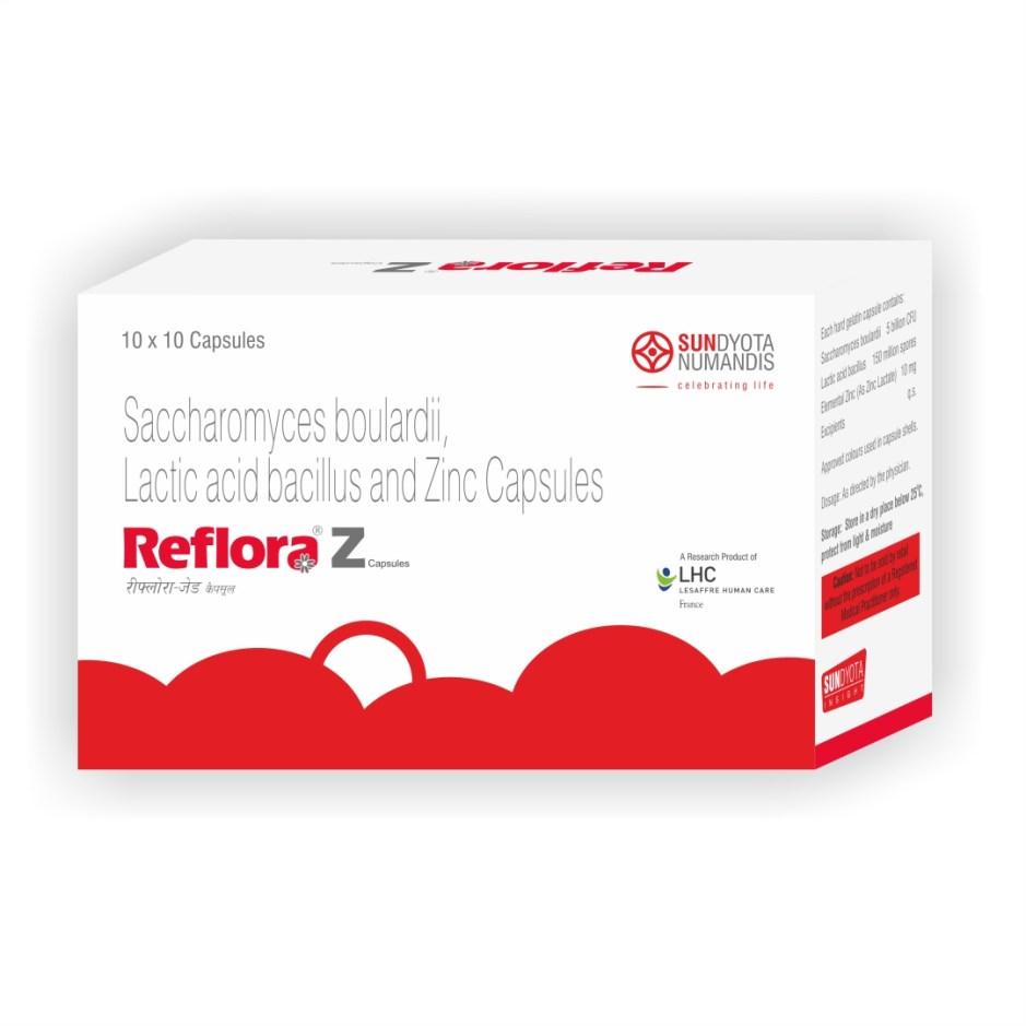 Reflora® Z Capsules