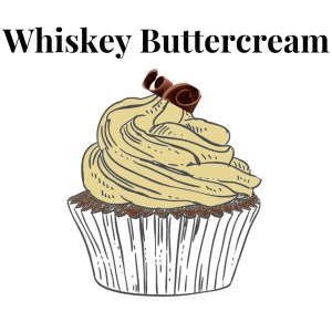 Whiskey Buttercream Cupcakes