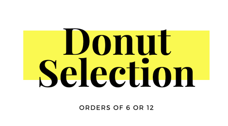 Donut Selection