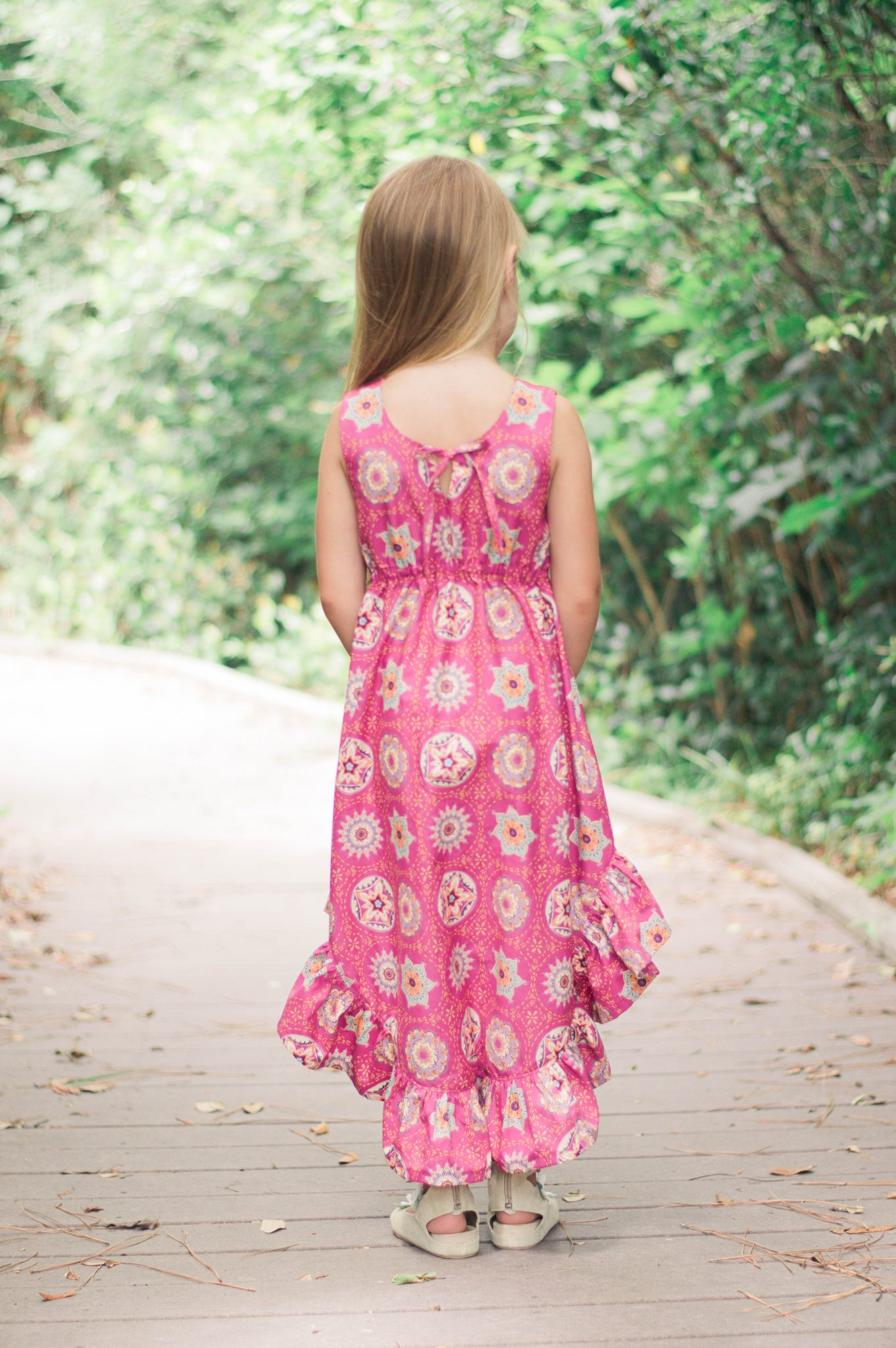 Sunflower Seams- The Simple Life Pattern Company New Release: Harmony Top, Dress and Maxi