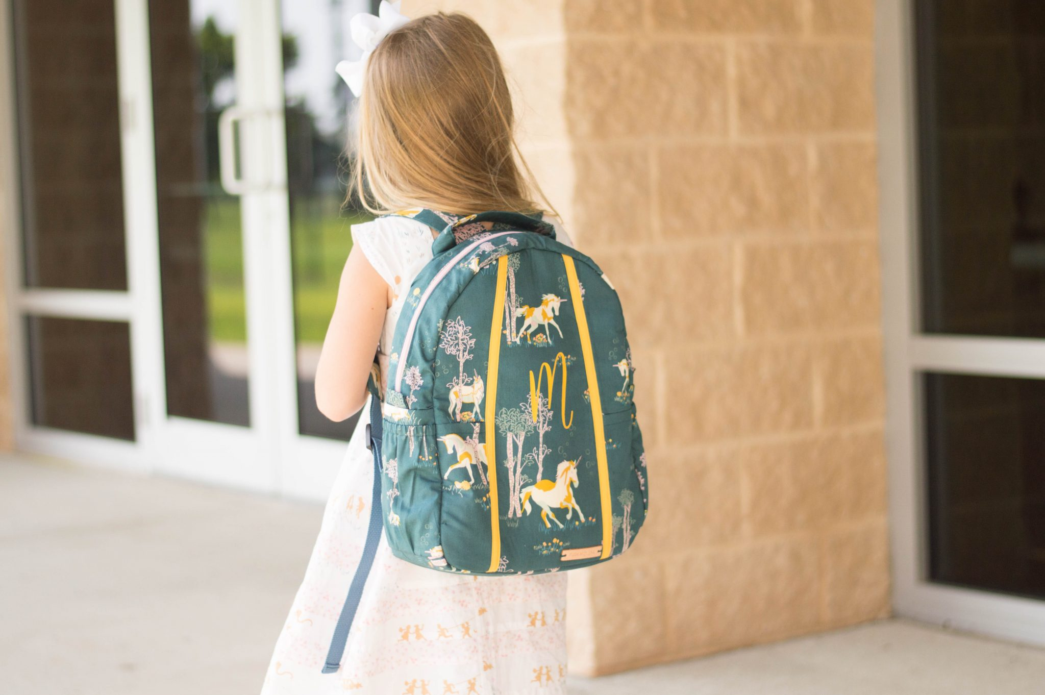 Sunflower Seams | Back to School with Silhouette, Iron On, Heat Transfer Vinyl, HTV, Silhouette Cameo, Back to School, Spring, Summer, Fall, Winter, DIY, Cricut Explore Air, SLPco, Simple Life Pattern Company, Ava, Pleated Dress