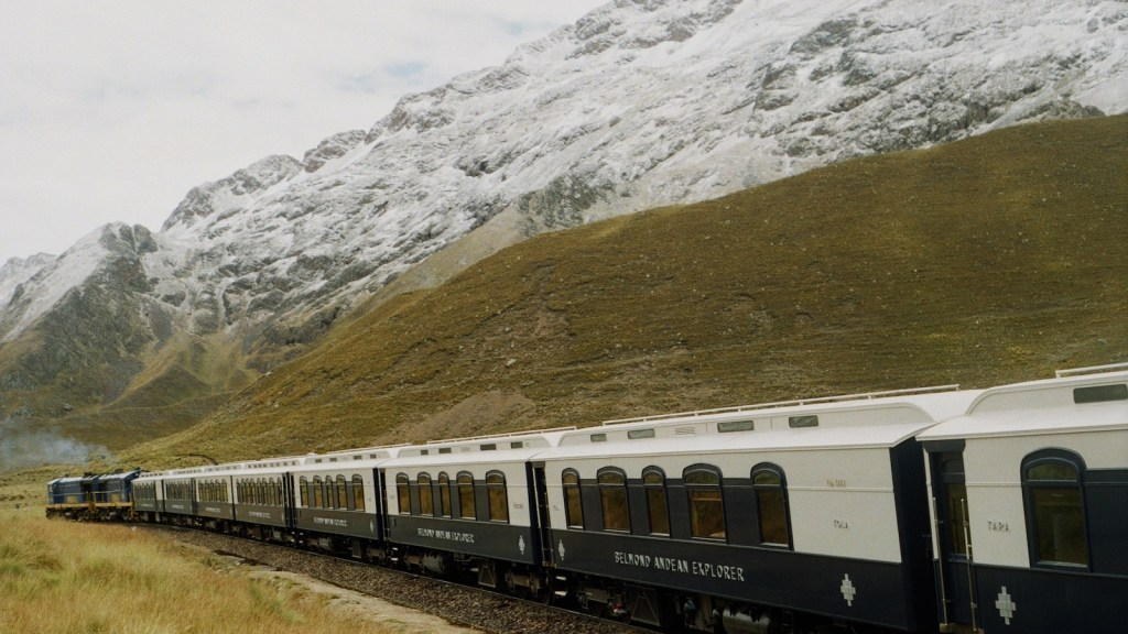 Gran Tour of Peru by Train
