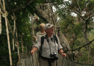 Amazon Jungle and Canopy Walkway iquitos