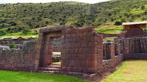 horseback trip to inca raccay ruins