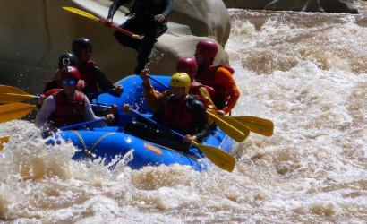 Aprimac River Rafting adventure