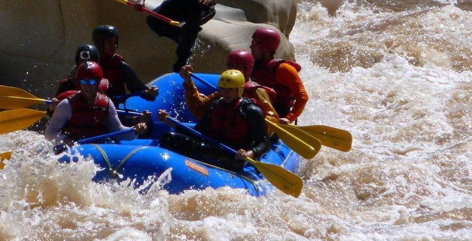 Aprimac River Rafting adventure
