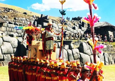 the festival of the sun inti raymi cusco