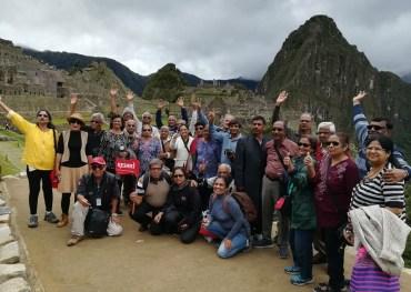 Peru and Bolivia group tour 2021