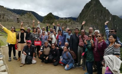 Peru and Bolivia group tour 2021